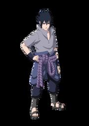 Sasuke - Rinnegan