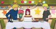 Cumpleaños de Kushina
