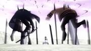 Isshiki derrota a Naruto y Sasuke