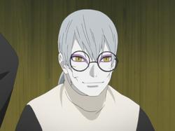 Kabuto Yakushi profilo 3