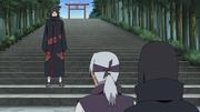 Kabuto defende Orochimaru