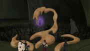 Kontfrontacja Rodzeństwa Piasku z Sasuke