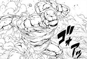 Roca Mono Manga