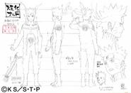 Arte Pierrot - Naruto KCM