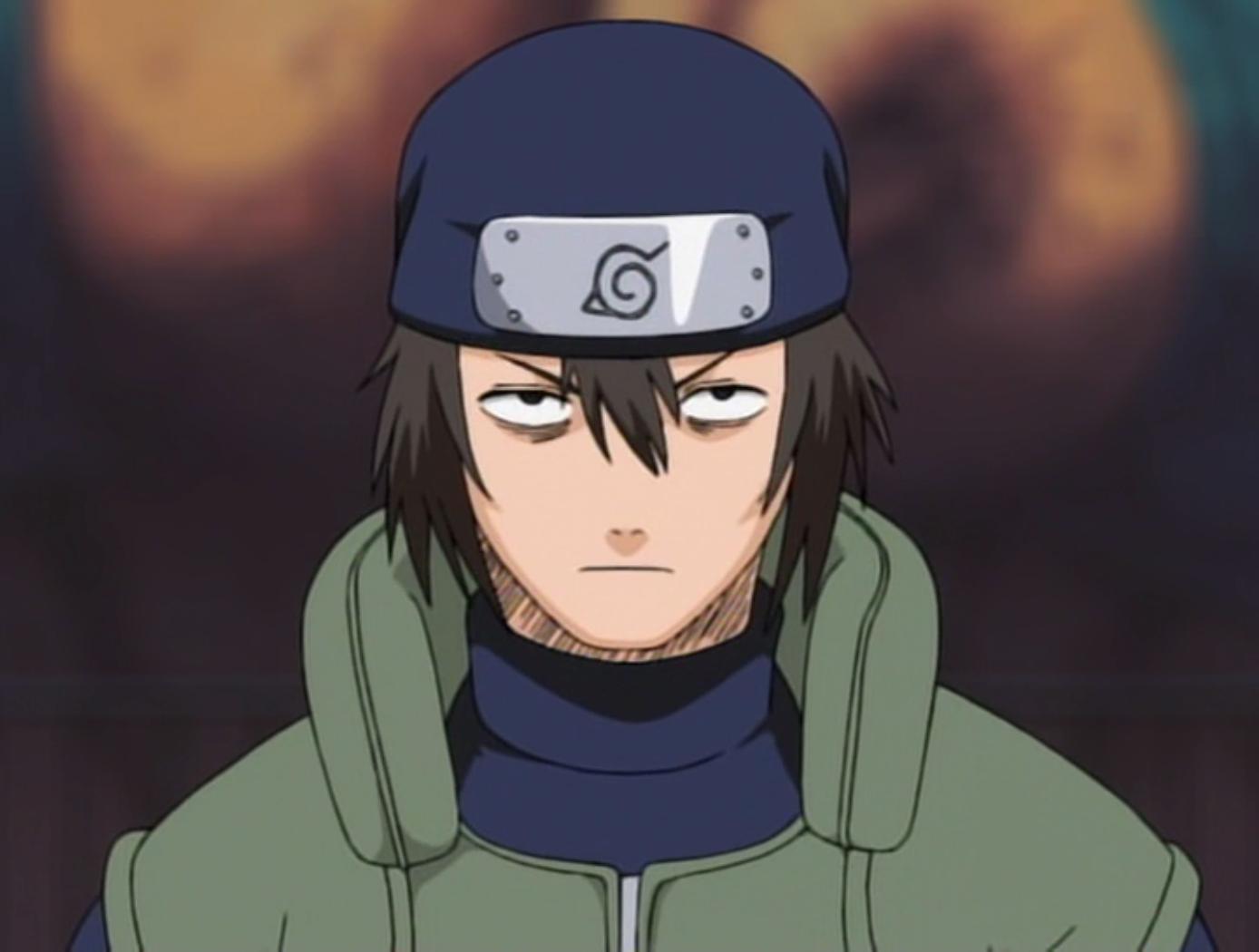 Hayate Gekkō   Narutopedia   FANDOM powered by Wikia