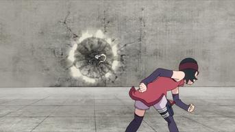 Sarada Defeats Tarui