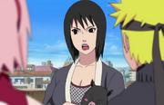 Shizune en el Camino Ninja