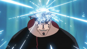 Ataque Asura Anime