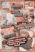 Naruto Blazing Madara Sabio de los seis caminos y Naruto traje de guerrero