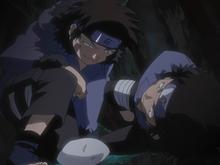 Naruto episodio 175