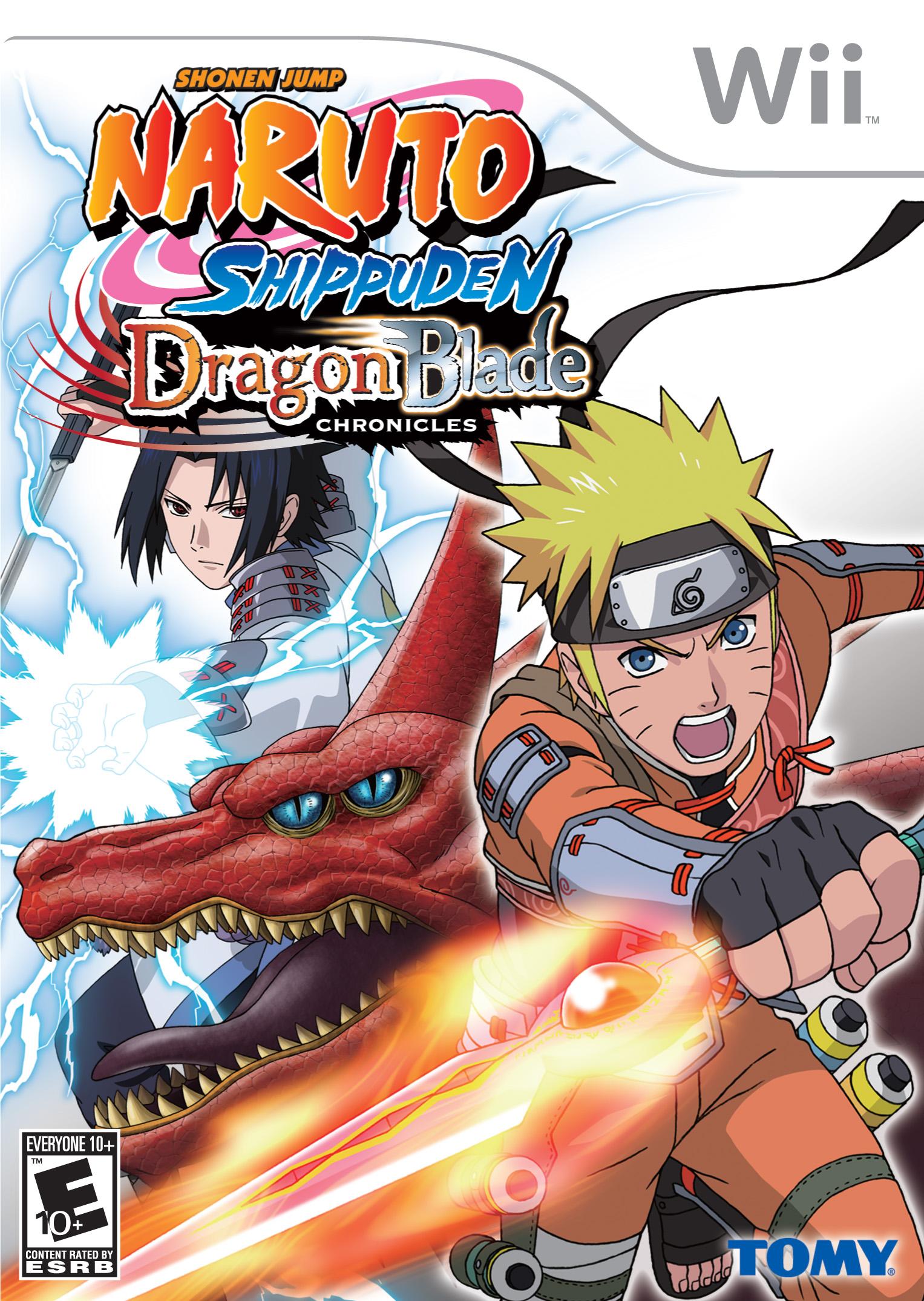 naruto shippūden: dragon blade chronicles | narutopedia | fandom