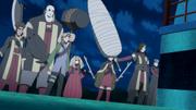 Shizuma decide comenzar su revolución