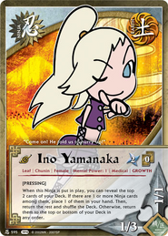 Ino Yamanaka Chibi TP4