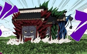 Invocación Triple Rashōmon Manga