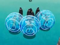 Kisame usando Suirō no Jutsu