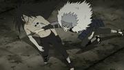 Madara es atacado por Tobirama