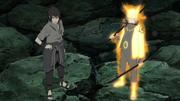 Naruto y Sasuke juntos para luchar otra vez