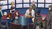 Nouvelle réunion des 5 Kage