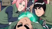 Sakura soignant Gaï