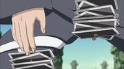 Shuriken amarradas