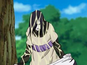 Substituição de Orochimaru
