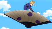 Temari Riding Fan