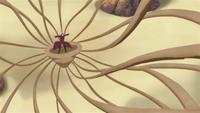 Tentáculos de Areia