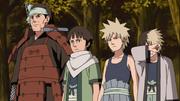 Butsuma e seus filhos