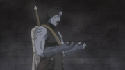 Kisame questioning