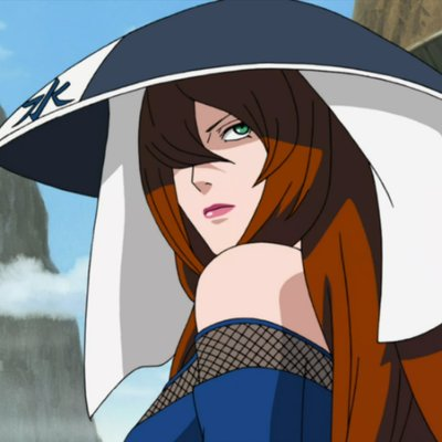 Terumī Mei | Naruto Wiki | Fandom