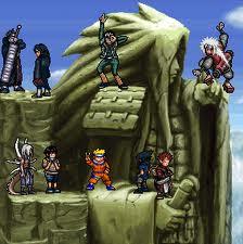 Naruto Ninja Council 3 Capturas del juego número dos