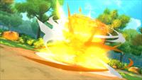 Técnica de Ignição da Nuvem de Poeira (Kakashi - Solo)