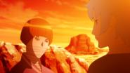 A amizade entre Mitsuki e Sekiei