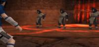 Técnica Clones das Sombras (Orochimaru - Game)