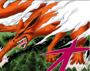 Transformação Combinada de Naruto (Mangá)