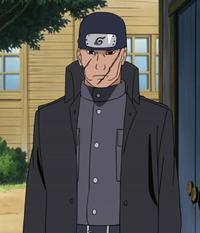 Ibiki Morino Parte I y II Anime