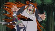 Kakashi vence a Fuguki