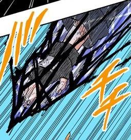 Kamui Cortador de Relámpago Manga