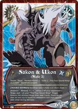 Sakon y Ukon (Sello Maldito Nivel 2) ST
