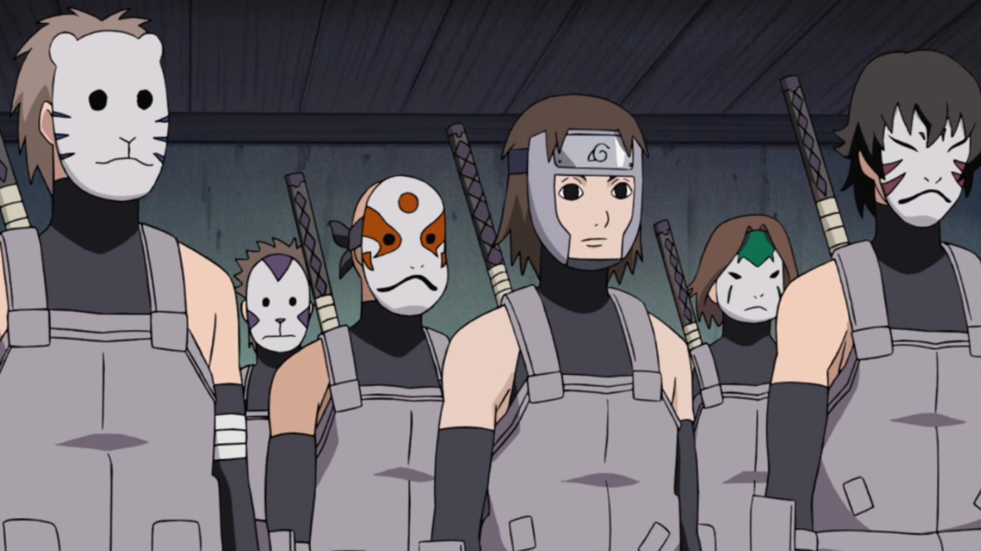 Team Ro Narutopedia Fandom Powered By Wikia