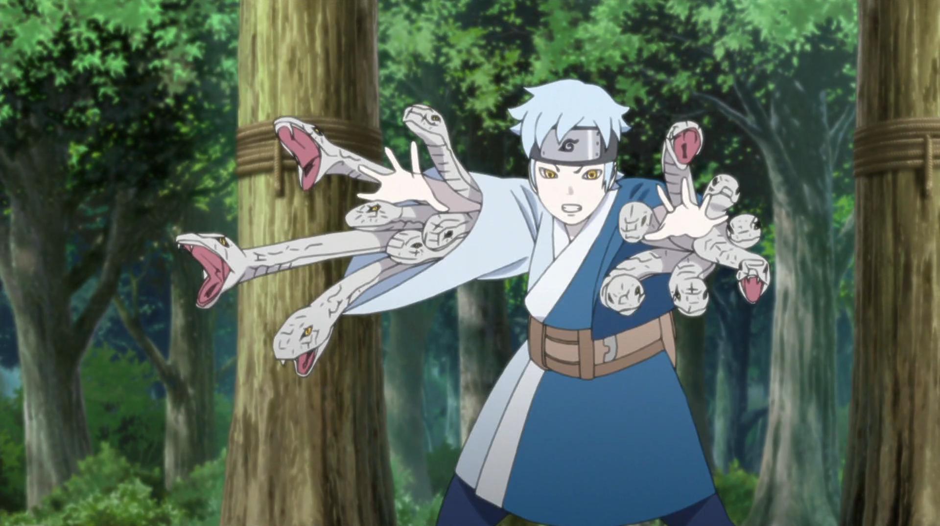 Mitsuki | Narutopedia | FANDOM powered by Wikia