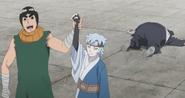 Mitsuki é o vencedor