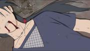 O corpo de Itachi
