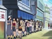 Sasame Fūma hace un cameo al final del episodio 168