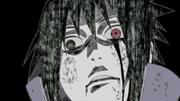 Sasuke ressentant de la haine