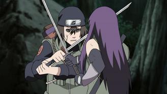 Yūgao vs Hayate