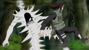 Arte del Puño Suave Golpe de Cuerpo Entero Anime