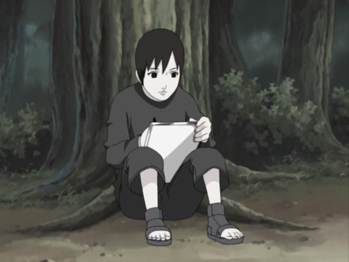 Sai narutopedia fandom powered by wikia sai as a child voltagebd Images