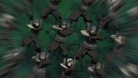 Shuriken Kage Bunshin no Jutsu (Kosuke Maruboshi)