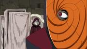 Tobi forma uma aliança com Kabuto